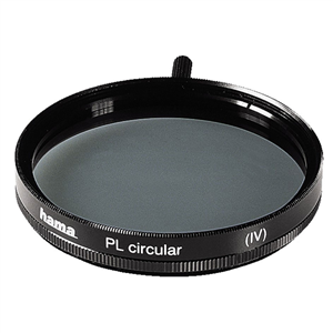 Filtre photo Hama Filtre polarisant 58 mm Filtre polarisant 58 mm