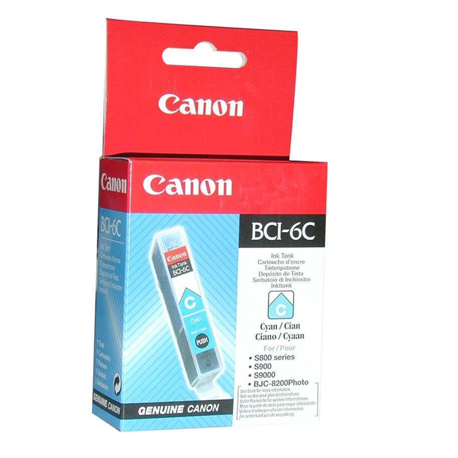 Cartouche imprimante Canon BCI-6 C Cartouche d'encre cyan