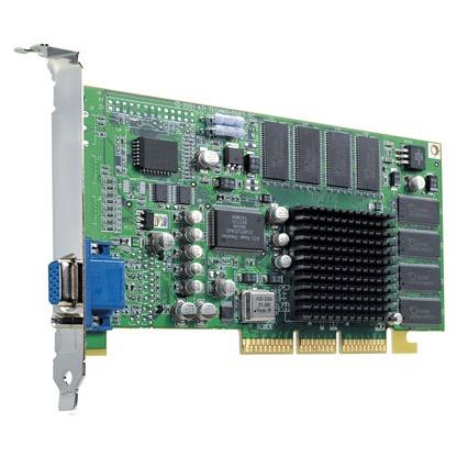 Carte graphique ATI Radeon 7200 64 Mo SDR TV (version boîte) ATI Radeon 7200 64 Mo SDR TV (version boîte)