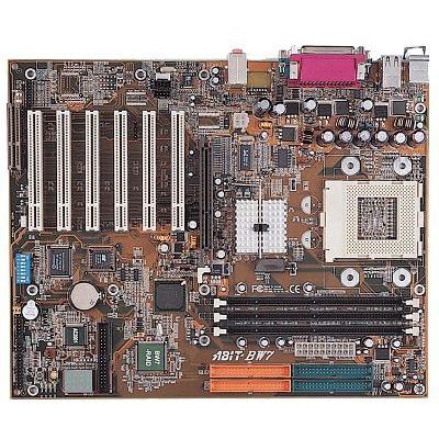 Carte mère ABIT BW7-RAID P4 Socket 423 SDRAM ABIT BW7-RAID P4 Socket 423 SDRAM