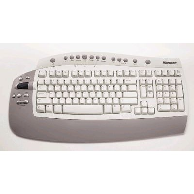 Clavier PC Microsoft Office Keyboard PS2/USB  AZERTY Francais (OEM) Microsoft Office Keyboard PS2/USB  AZERTY Francais (OEM)