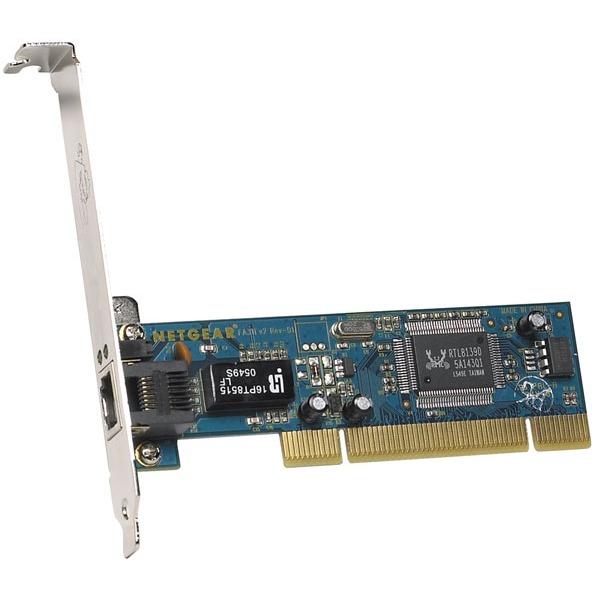 Carte réseau Netgear FA311 Netgear FA311 - Carte PCI Ethernet 10/100 Mbit/s
