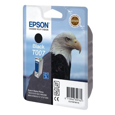 Cartouche imprimante Epson T007 Epson T007 - Cartouche d'encre noire