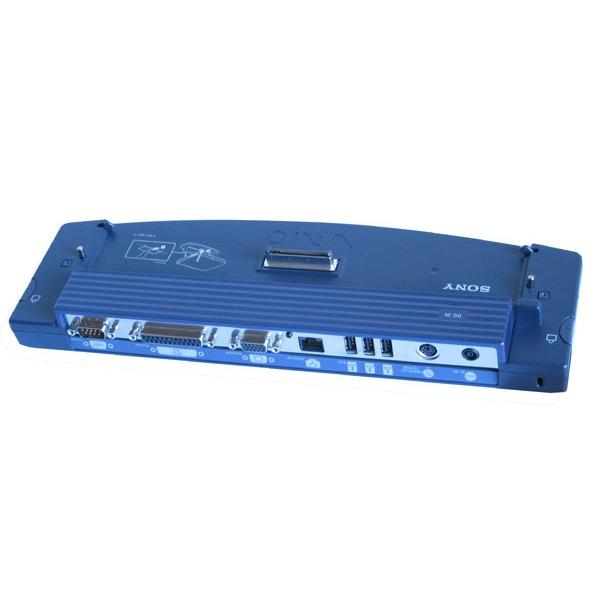 Station d'accueil PC portable Sony PCGA-PRFX1 - Station d'Accueil pour VAIO (sauf FX101) avec Ethernet Sony PCGA-PRFX1 - Station d'Accueil pour VAIO (sauf FX101) avec Ethernet