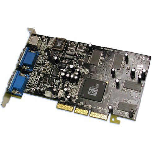 Carte graphique Flash FC-7500 ATI Radeon 7500LE 64 Mo SDRAM TV-Out Flash FC-7500 ATI Radeon 7500LE 64 Mo SDRAM TV-Out