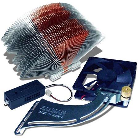 Ventilateur processeur Zalman CNPS6000-AlCu Zalman CNPS6000-AlCu