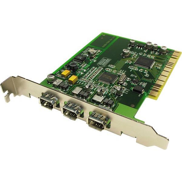 Carte contrôleur Adaptec FireConnect 4300 - FireWire 3 ports (version bulk) Adaptec FireConnect 4300 - FireWire 3 ports (version bulk)