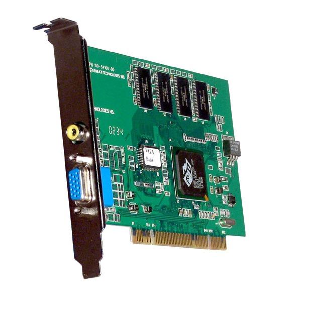 Carte graphique ATI Rage LT Pro 8 Mo PCI TV-Out ATI Rage LT Pro 8 Mo PCI TV-Out
