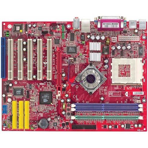 Carte mère MSI K7N2G-L (NVIDIA nForce2) MSI K7N2G-L (NVIDIA nForce2)