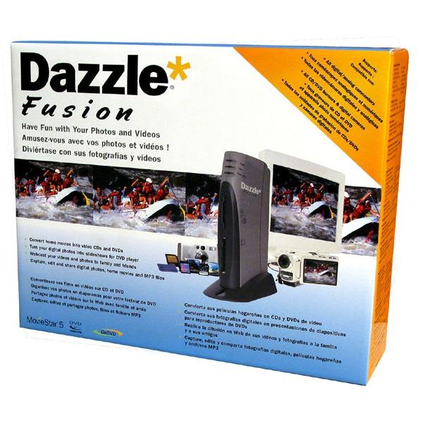 Carte d'acquisition Dazzle Fusion - Boîtier USB externe pour acquisition + Lecteur cartes mémoire Dazzle Fusion - Boîtier USB externe pour acquisition + Lecteur cartes mémoire