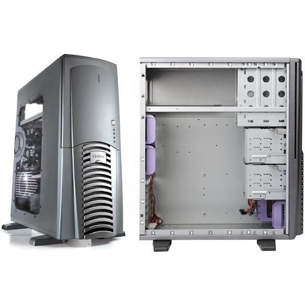 Boîtier PC Antec PLUSVIEW 1000AMG-EU (gris métalisé) Antec PLUSVIEW 1000AMG-EU (gris métalisé)
