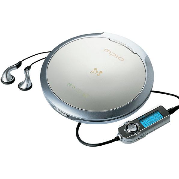 Lecteur MP3 & iPod MPIO CL100 - Lecteur MP3 CD-R/RW 12cm + Tuner FM MPIO CL100 - Lecteur MP3 CD-R/RW 12cm + Tuner FM