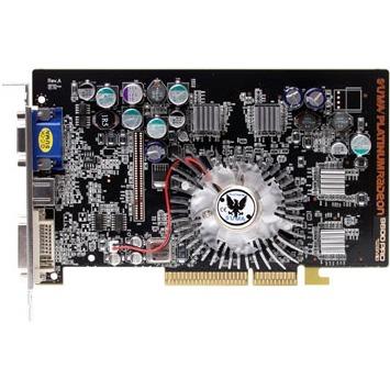 Carte graphique SUMA PLATINUM Radeon 9600 Pro 128 Mo SUMA PLATINUM Radeon 9600 Pro 128 Mo