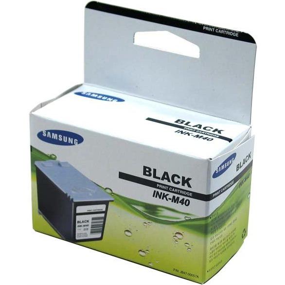 Cartouche imprimante Samsung INK-M40 Samsung INK-M40 (Noir)