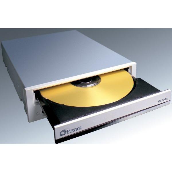 Lecteur graveur Plextor PX-708A - DVD(+/-)RW 8/4/4/2x CD-RW 40/24/40x IDE (bulk) Plextor PX-708A - DVD(+/-)RW 8/4/4/2x CD-RW 40/24/40x IDE (bulk)