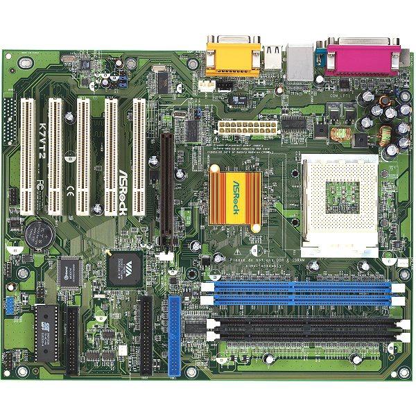 Carte mère ASRock K7VT2 (VIA KT266A) ASRock K7VT2 (VIA KT266A)