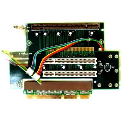 Carte mère PCI Riser card X 2 + AGP PCI Riser card X 2 + AGP
