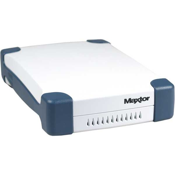 Disque dur externe Maxtor Personal Storage 3000LS 40 Go 5400 tpm 2 Mo (USB 2.0) Maxtor Personal Storage 3000LS 40 Go 5400 tpm 2 Mo (USB 2.0)