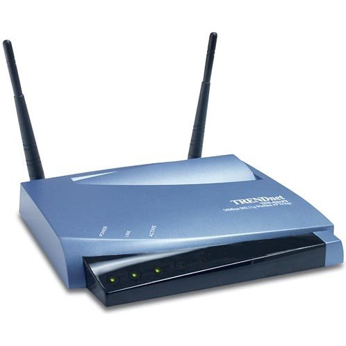 Point d'accès WiFi TRENDnet TEW-410APB - Point d'accès sans fil 54Mbps 802.11g + fonction Bridge TRENDnet TEW-410APB - Point d'accès sans fil 54Mbps 802.11g + fonction Bridge