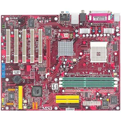 Carte mère MSI K8T Neo-FIS2R MSI K8T Neo-FIS2R (VIA K8T800) - ATX