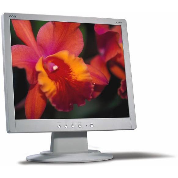 """Ecran PC Acer 17"""" LCD - AL1714 (garantie constructeur 3 ans, retour atelier) Acer 17"""" LCD - AL1714 (garantie constructeur 3 ans, retour atelier)"""