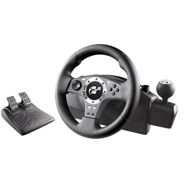 Volant PC Logitech Driving Force Pro (pour PlayStation 2) Logitech Driving Force Pro (pour PlayStation 2)
