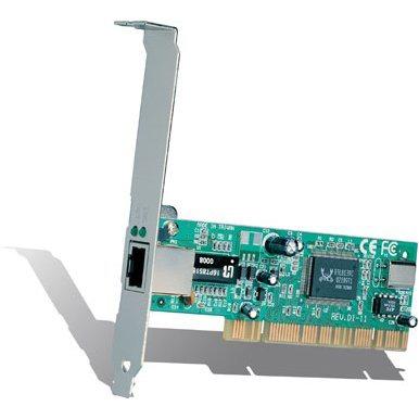 Carte réseau TRENDnet TE100-PCIWN TRENDnet TE100-PCIWN - Carte PCI 32-bit 10/100Mbps