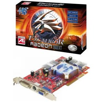 Carte graphique HIS Excalibur Radeon 9600XT 128 Mo HIS Excalibur Radeon 9600XT 128 Mo