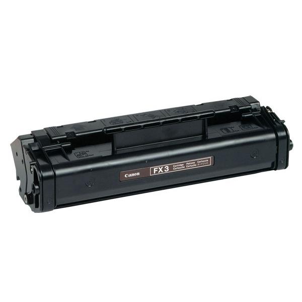 Toner imprimante Canon FX-3  Canon FX-3 - Toner Noir (3 000 pages à 5%)