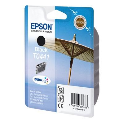 Cartouche imprimante Epson T0441 Epson T0441 - Cartouche d'encre noire
