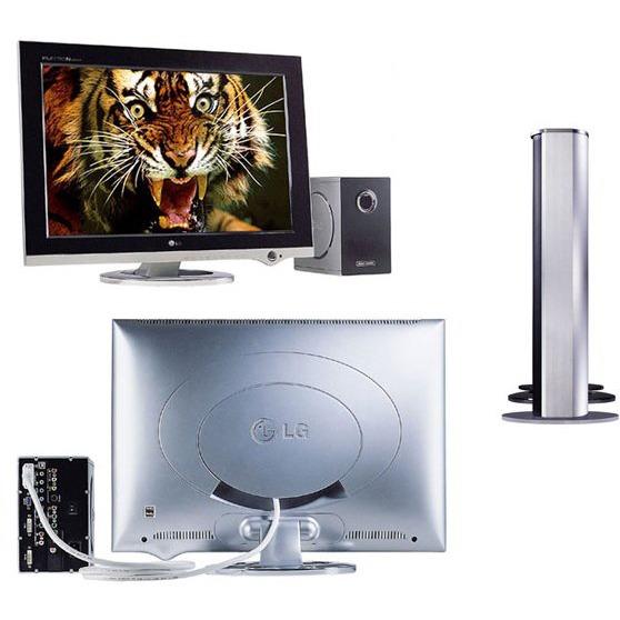 """Ecran PC LG 23"""" LCD - L2320A LG 23"""" LCD - L2320A"""