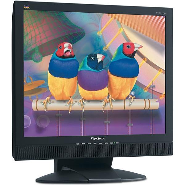 "Ecran PC ViewSonic 19"" LCD - VG910b (garantie constructeur 3 ans sur site) ViewSonic 19"" LCD - VG910b (garantie constructeur 3 ans sur site)"