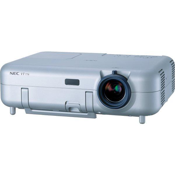 Vidéoprojecteur NEC VT770 - 3000 Lumens XGA, LCD (garantie constructeur 3 ans sur site) NEC VT770 - 3000 Lumens XGA, LCD (garantie constructeur 3 ans sur site)