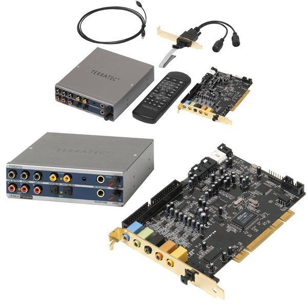Carte son interne TerraTec SoundSystem Aureon 7.1 Universe (garantie 2 ans) TerraTec SoundSystem Aureon 7.1 Universe (garantie 2 ans)