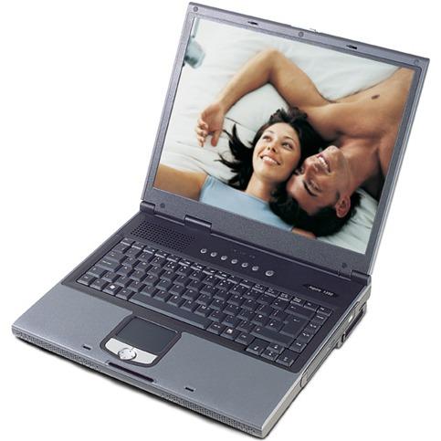 """PC portable Acer Aspire 1355LC - Athlon XP-M 2600+ 256 Mo 30 Go 15"""" TFT DVD/CD-RW WXPH (garantie constructeur 3 ans + housse) Acer Aspire 1355LC - Athlon XP-M 2600+ 256 Mo 30 Go 15"""" TFT DVD/CD-RW WXPH (garantie constructeur 3 ans + housse)"""