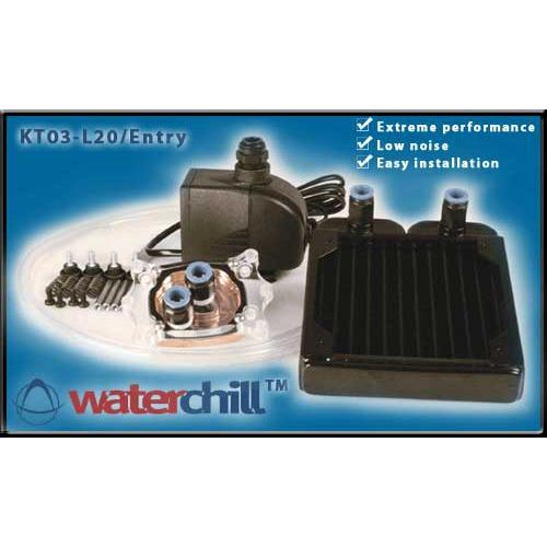 Watercooling WATERCHILL KIT KT03-L20 ENTRY WATERCHILL KIT KT03-L20 ENTRY