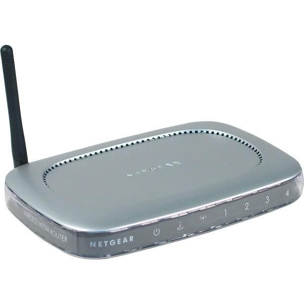 Modem & routeur Netgear WGT634U - Routeur Câble/xDSL Super G + 1 port USB 2.0 + Disque dur externe Iomega 80 Go 7200 RPM USB 2.0 (bundle) Netgear WGT634U - Routeur Câble/xDSL Super G + 1 port USB 2.0 + Disque dur externe Iomega 80 Go 7200 RPM USB 2.0 (bundle)