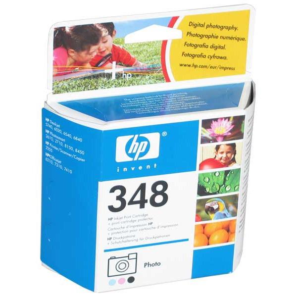 Cartouche imprimante HP 348 - C9369EE  Cartouche d'encre noire photo