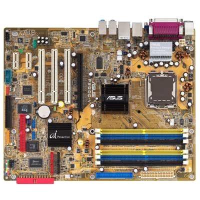 Carte mère ASUS P5GDC-V Deluxe  ASUS P5GDC-V Deluxe (Intel 915G Express) - ATX