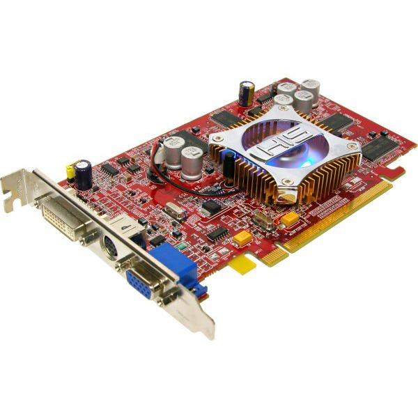 Carte graphique HIS Excalibur X600 PRO - 128 Mo TV-Out/DVI - PCI Express (ATI Radeon X600 Pro) HIS Excalibur X600 PRO - 128 Mo TV-Out/DVI - PCI Express (ATI Radeon X600 Pro)