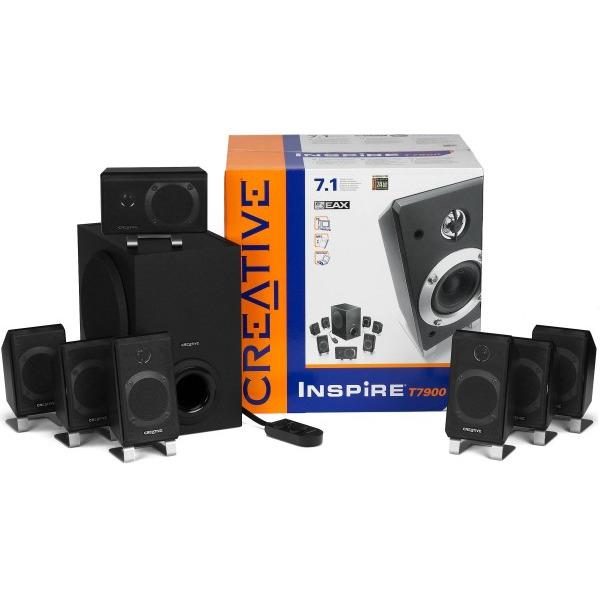 Enceinte PC Creative Inspire 7.1 T7900 (garantie 2 ans) Creative Inspire 7.1 T7900 (garantie 2 ans)