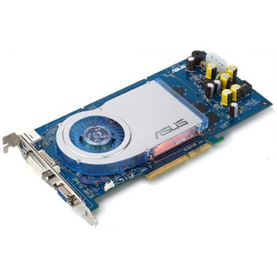 Carte graphique ASUS V9999 - 128 Mo TV-Out/DVI (NVIDIA GeForce 6800) ASUS V9999 - 128 Mo TV-Out/DVI (NVIDIA GeForce 6800)