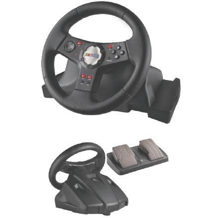 logitech formula vibration feedback 963339 0914 achat vente volant pc sur. Black Bedroom Furniture Sets. Home Design Ideas