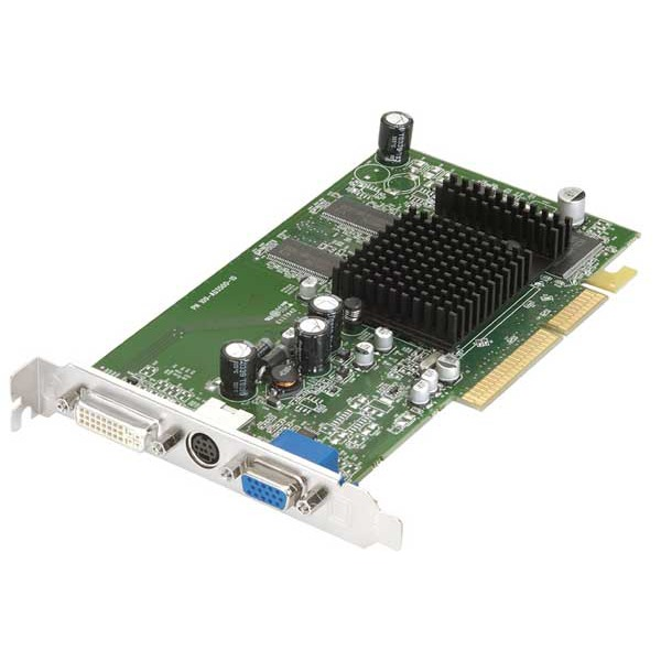 Carte graphique ATI Radeon 9550 - 128 Mo AGP ATI Radeon 9550 - 128 Mo AGP