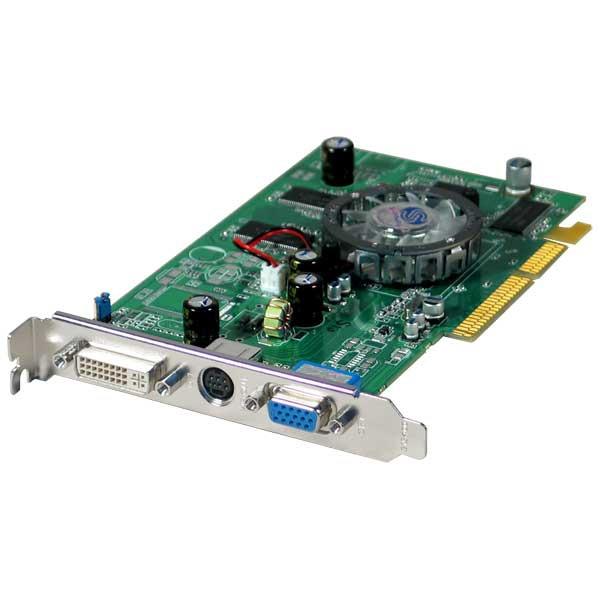 Carte graphique Sapphire Radeon 9600 Pro - 256 Mo (lite retail) Sapphire Radeon 9600 Pro - 256 Mo (lite retail)