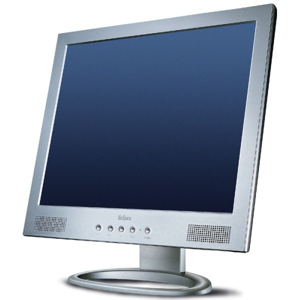 """Ecran PC Belinea 19"""" LCD - 10 19 06 (garantie constructeur 3 ans) Belinea 19"""" LCD - 10 19 06 (garantie constructeur 3 ans)"""