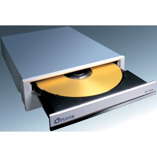 Lecteur graveur Plextor PX-716A - DVD(+/-)RW 16/8/16/4x DL(+/-) 6/2x CD-RW 48/24/48x IDE (bulk) Plextor PX-716A - DVD(+/-)RW 16/8/16/4x DL(+/-) 6/2x CD-RW 48/24/48x IDE (bulk)