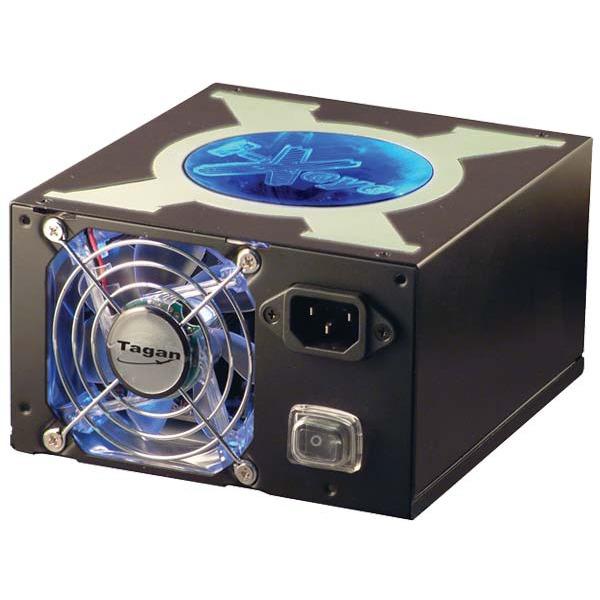 Alimentation PC Tagan TG420-U02 - Alimentation 420W Dual Fan ATX Active PFC - Tagan TG420-U02 - Alimentation 420W Dual Fan ATX Active PFC -