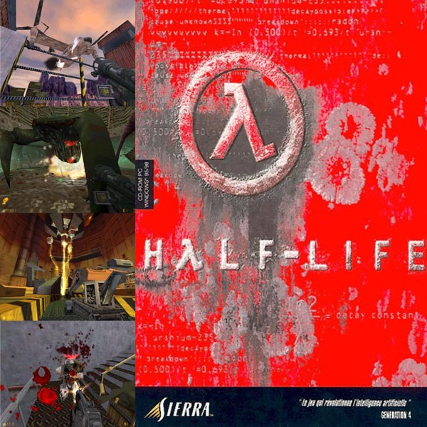 Jeux PC Half-Life (PC) Half-Life (PC)
