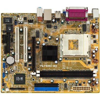 Carte mère ASUS A7S8X-MX ASUS A7S8X-MX (SiS 741GX)